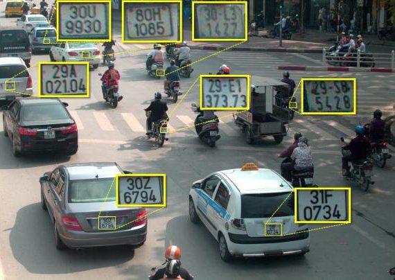 Phần mềm nhận dạng biển số xe BB-ANPR (LPR)