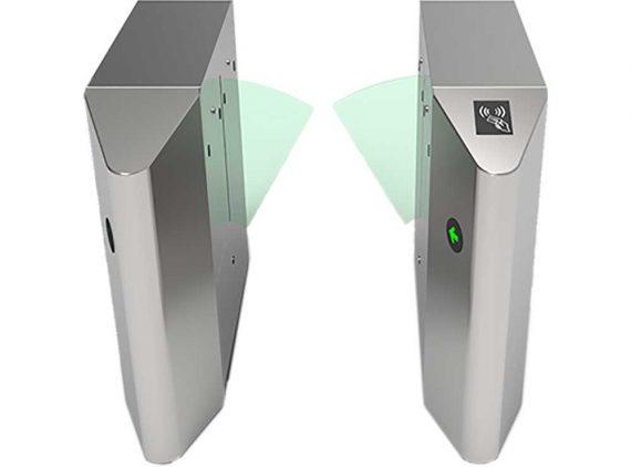 Cổng kiểm soát người đi bộ <br/>Flap Barrier