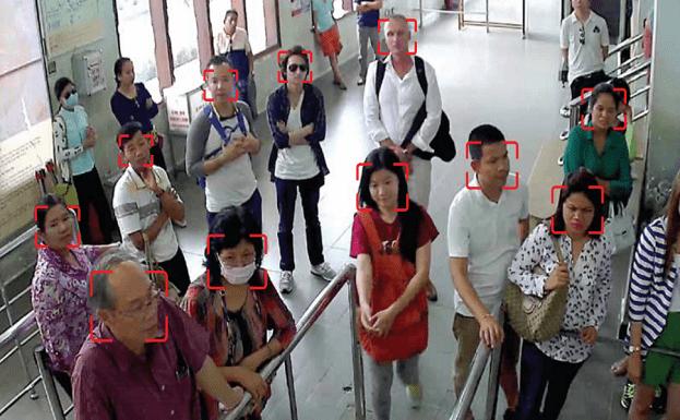 Giải pháp nhận dạng khuôn mặt